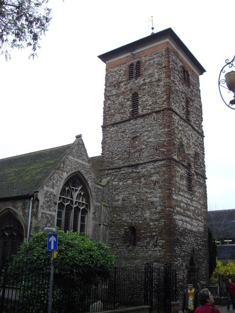 Holy Trinity Church Colchester - geograph.org.uk - 1590809