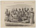 Homo sapiens - Nieuw-Zeeland - 1863 - Print - Iconographia Zoologica - Special Collections University of Amsterdam - UBA01 IZ19500080.tif