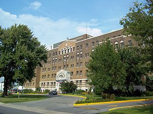 Lachine Hospital - Image: Hopital de Lachine 01