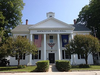Hopkinton, New Hampshire Town in New Hampshire, United States