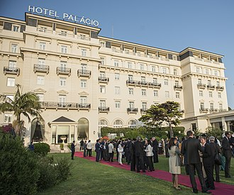 Horasis Global Meeting Reception at the Hotel Palacio Estoril, 2016. Horasis meetings in Cascais.jpg