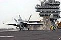 Hornet launches from USS Harry S Truman.jpg
