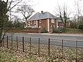 House on the B1172 through Hethersett - geograph.org.uk - 1746760.jpg