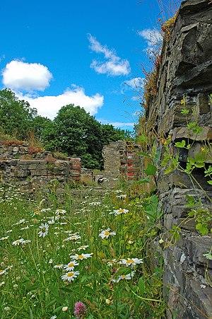 Hovedøya - The ruins of the Cistercian monastery on Hovedøya, Oslo