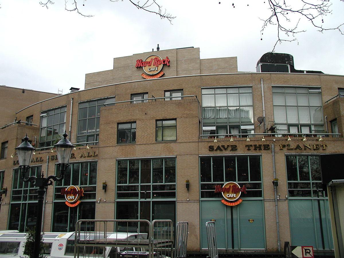 Adresse Hard Rock Cafe London
