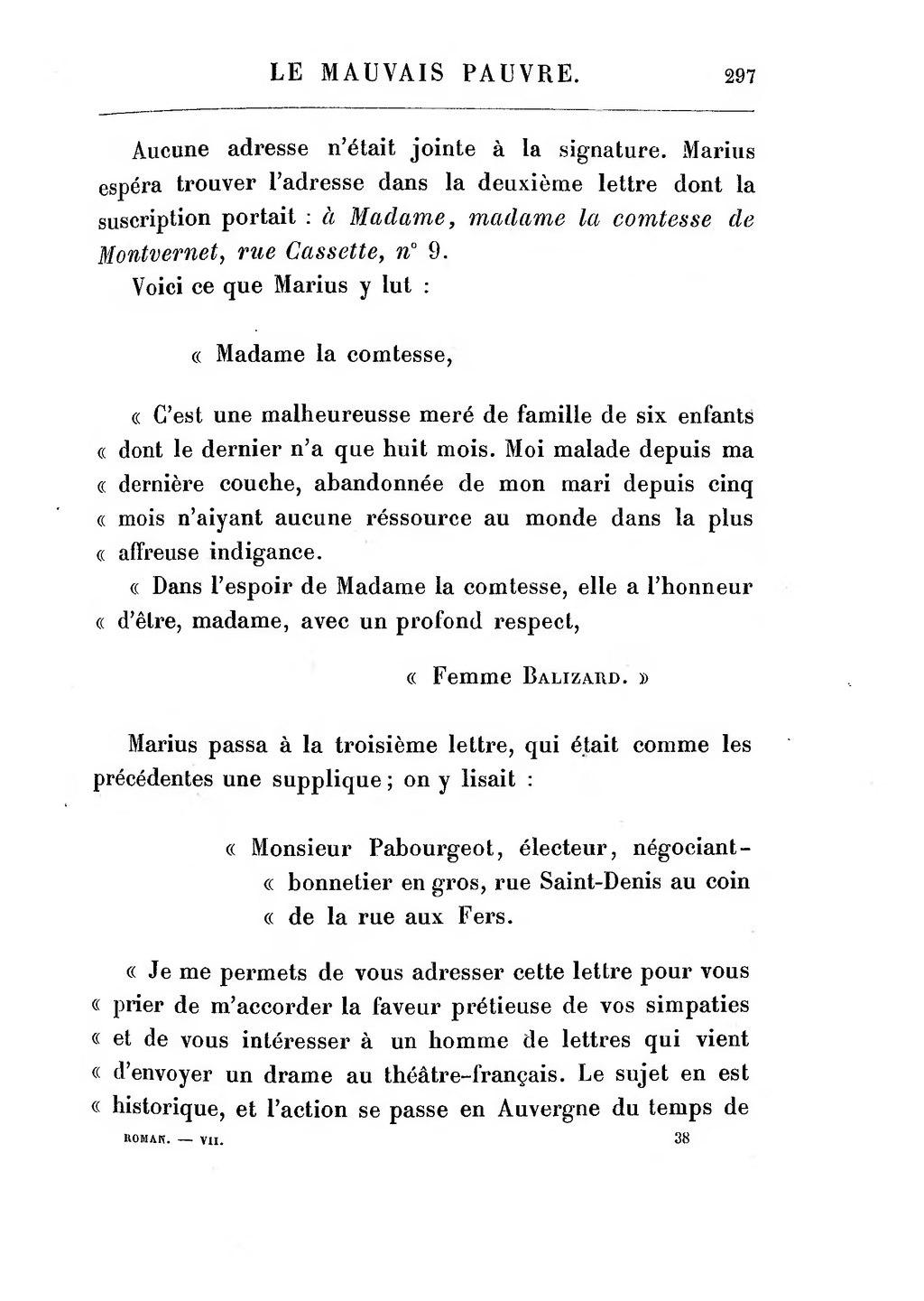 Pagehugo Les Misérables Tome Iii 1890djvu304 Wikisource