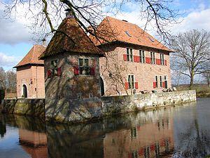 Dinkelland - Castle in Dinkelland