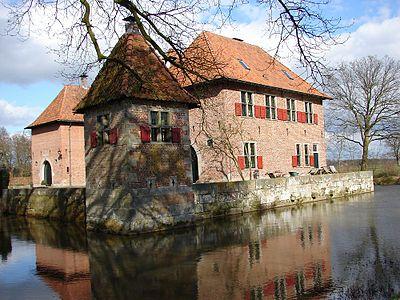 Havezate brecklenkamp wikipedia - Foto van eigentijds huis ...