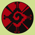 Hunab Ku green-black-red (second version).png