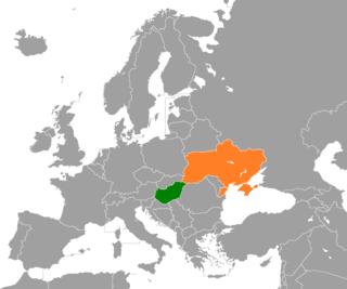 Hungary–Ukraine relations Bilateral relations