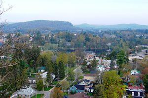 Huntsville, Ontario - Image: Huntsville ON