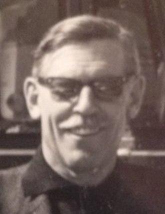 Fritz Huschke von Hanstein - Huschke von Hanstein, 1963