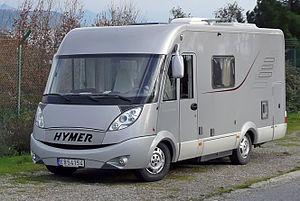 English: Hymer Mobile Home B 524 SL Svenska: H...
