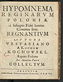 Hypomnema reginarvm Poloniae a suscepto fidei lumine continua serie regnantivm 1672 (117810607).jpg