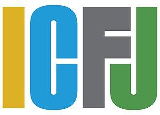 International Center for Journalists - Image: ICFJ logo