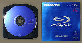 IFA 2005 Panasonic Blu-ray Disc Single Layer 25GB BD-RE (LM-BRM25) (Cartridge) (by HDTVTotalDOTcom) v2.jpg