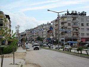 Villages of Turkey - Image: IMG 0221 Harbiye Hatay province Turkey