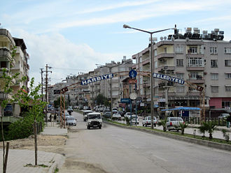 Villages of Turkey - Image: IMG 0221 Harbiye Hatay province Turkey