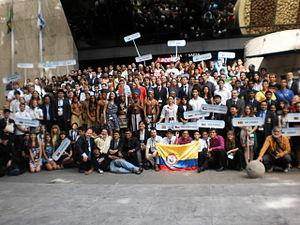 International Olympiad on Astronomy and Astrophysics - IOAA 2012 at Rio Planetarium, Rio de Janeiro, Brazil.