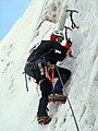 Ice climbing training on Cuncusyantac (7320823430).jpg