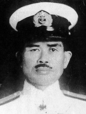 Rinosuke Ichimaru - Photograph of the Vice Admiral