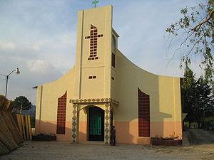 San Ignacio, Chalatenango - Image: Iglesia Cantón Las Granadillas