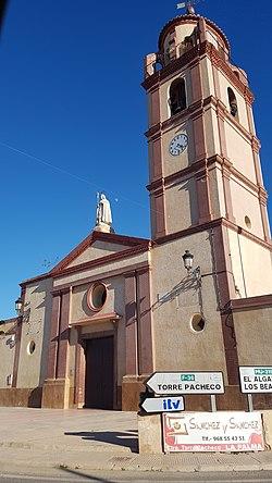 Iglesia de La Palma (Cartagena, España).jpg