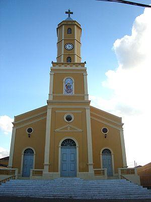 Areia, Paraíba - Image: Igreja Maior de Areia