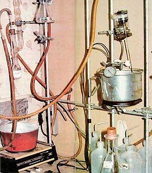 Amphetamin – Chemie-Schule