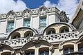 Immeuble de l'ancien magasin Félix Potin au 140 rue de Rennes à Paris le 30 juillet 2015 - 14.jpg