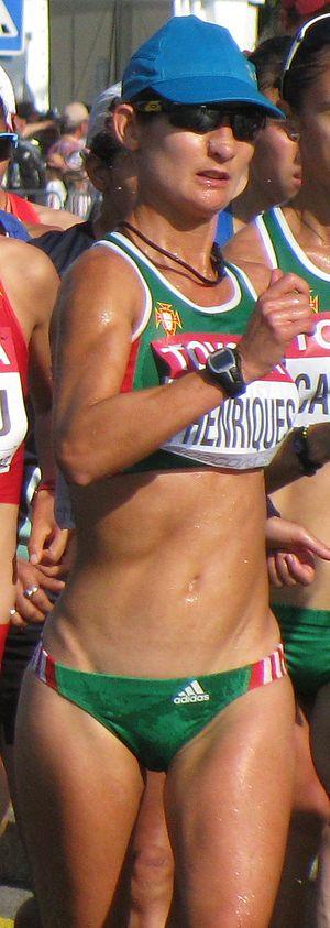 Inês Henriques - Inês Henriques in 2013