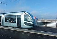 Inauguration de la branche vers Vieux-Condé de la ligne B du tramway de Valenciennes le 13 décembre 2013 (155).JPG