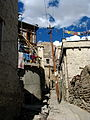 India - Ladakh - Leh - 030 - Old Town streets rise to the palace (3843254924).jpg