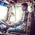 Indian truck drivers (14688485162).jpg