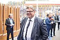 Informal meeting of ministers for foreign affairs (Gymnich). Arrivals Timo Soini (36268763703).jpg