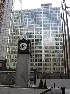 Inland Steel Company - Inland Steel Building in Chicago, Illinois