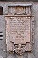 Inscription, Sankt Peter, Munich 37.jpg