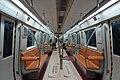 Inside of Beijing Subway line 1 train 20181111.jpg