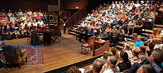 Commonweal Theatre Company - Image: Inside the Commonweal Theatre