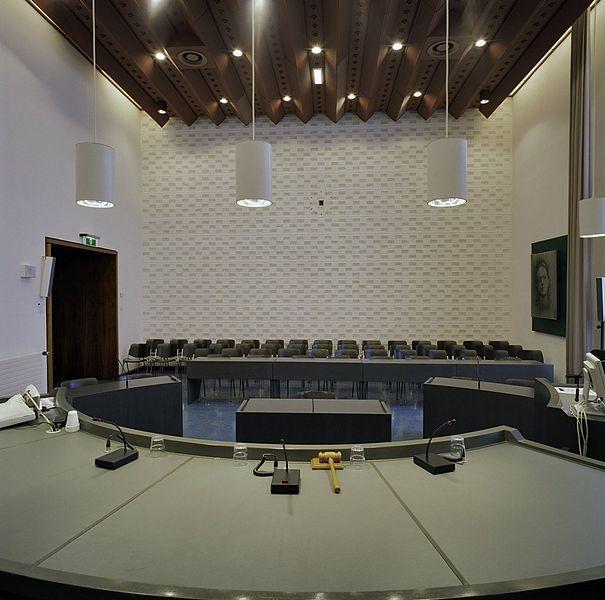 File interieur overzicht van de rechtzaal arnhem for Interieur 605