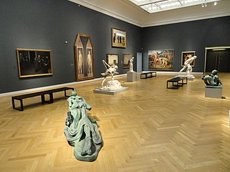 National Gallery of Denmark - Interior - Statens Museum for Kunst