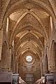Interior de Monasterio de Santa María la Real de Iranzu.jpg
