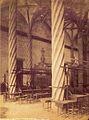Interior de la Llotja de València, 1870, Jean Laurent.jpg