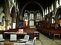 Interior of Church of St Chrysostoms - geograph.org.uk - 398969.jpg