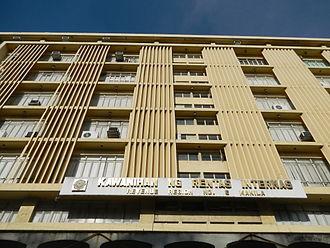 Bureau of Internal Revenue (Philippines) - Intramuros, Revenue Region 6