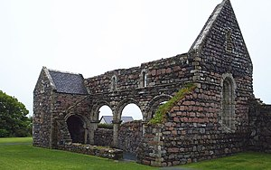 Women in Medieval Scotland - Ruins of the Iona Nunnery