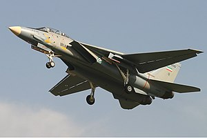 Fakour-90 - An F-14A of the Islamic Republic of Iran Air Force, in 2009