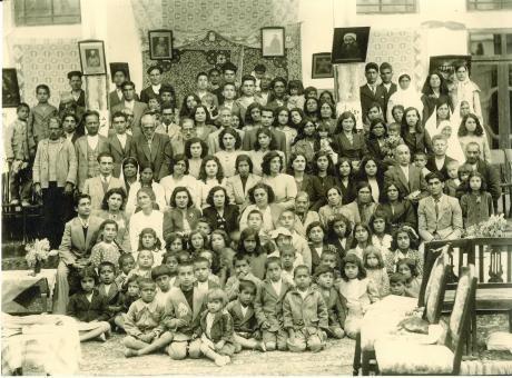 Iranian Azali community or Isfahan, Iran Azali community