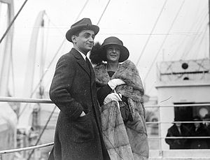 Dorothy Goetz - Irving Berlin and Dorothy Goetz