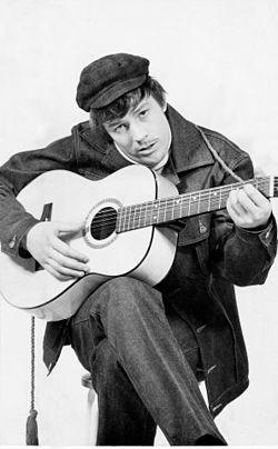 Irwin Goodman im Jahr 1966.